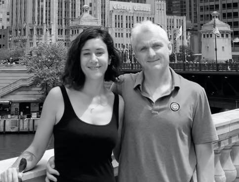 Sara et Alexandre Baudoux